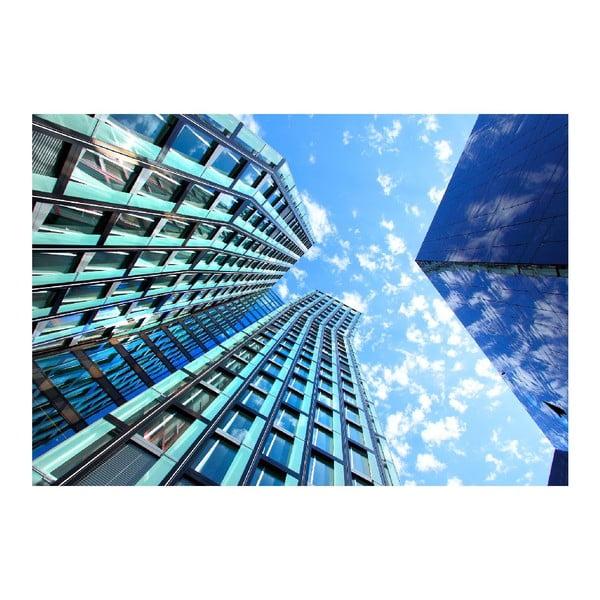 Dywan winylowy Skyscraper, 52x75 cm