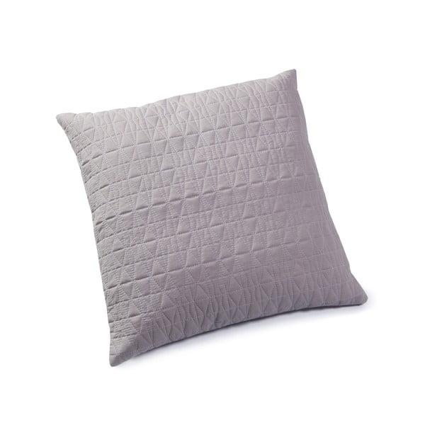 Poszewka na poduszkę Shape Silver, 50x50 cm