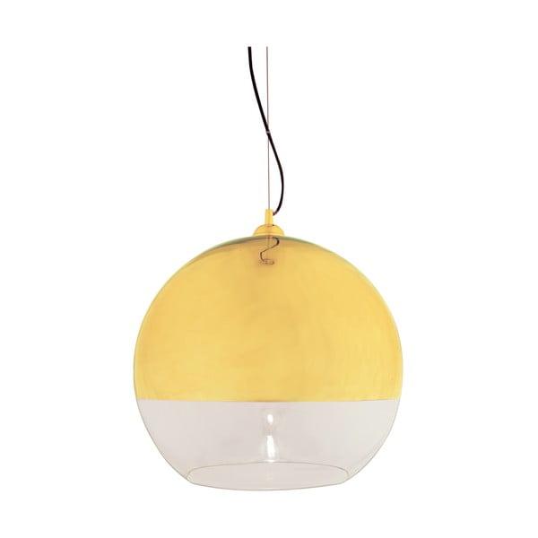 Lampa wisząca Scan Lamps Lux Gold, ⌀45 cm