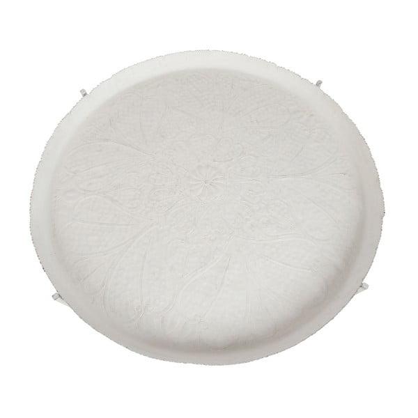 Biały stolik J-LineLove