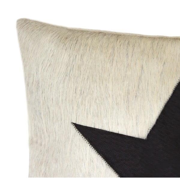Poduszka Capa Star White, 45x45 cm