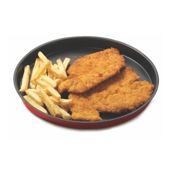 Forma do gotowania posiłków w mikrofalówce Snips Crispy Plate Frying, ø 26 cm