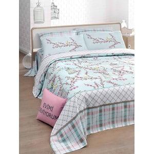 Lekka narzuta na łóżko Bird Cage, 200x235