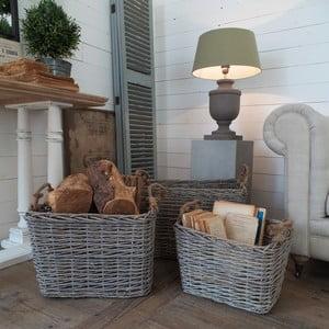 Zestaw 3 koszy Cottage Living