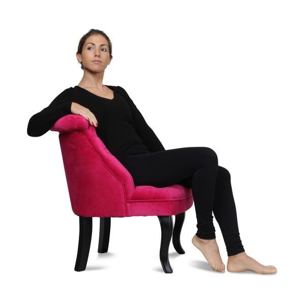 Fotel Trianon Fushia