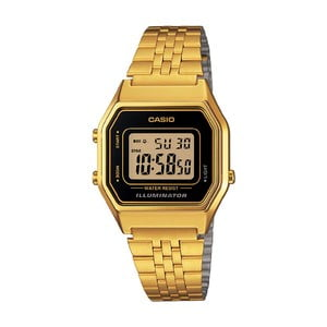 Zegarek damski Casio Gold/Black