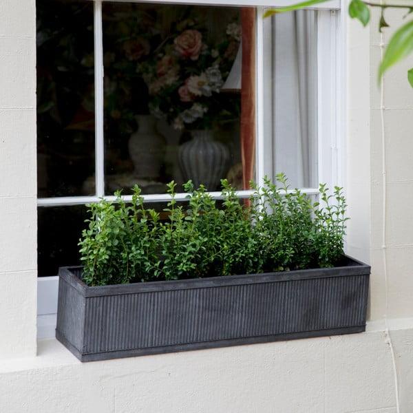 Doniczka na okno Garden Trading Vence, 90x20 cm