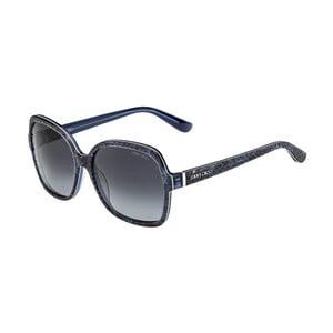 Okulary przeciwsłoneczne Jimmy Choo Lori Python Blue/Grey