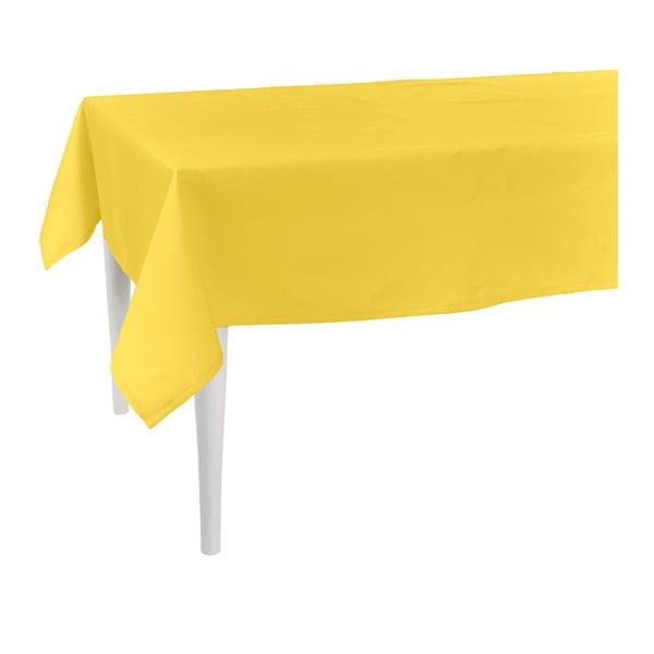 Żółty obrus Apolena Simply Yellow, 170x170cm