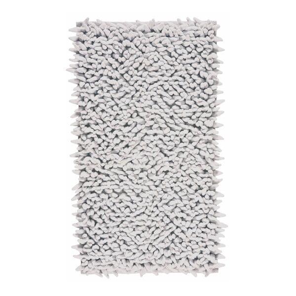 Dywanik łazienkowy Aquanova Ziza Grey, 60x100 cm