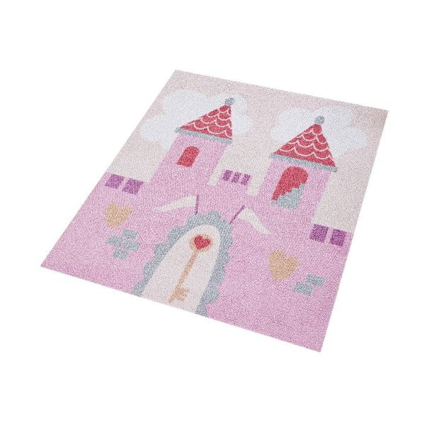 Dywan Hanse Home Kiddy Chateau, 100 x 100 cm