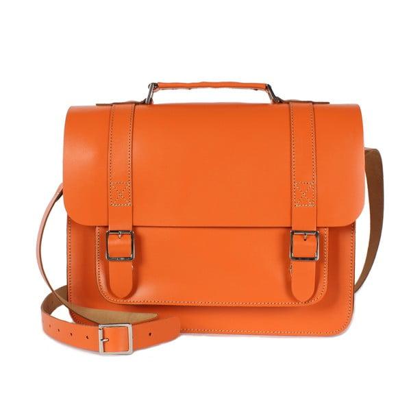 Torebka Boho Briefcase, pomarańczowa