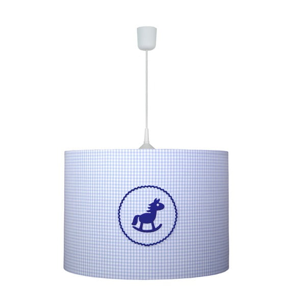 Lampa sufitowa Blue Horse