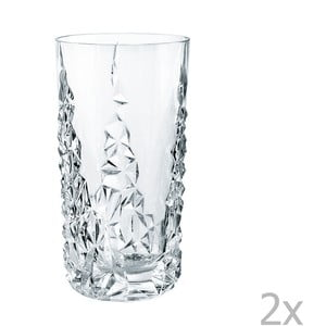 Zestaw 2 szklanek Nachtmann Sculpture