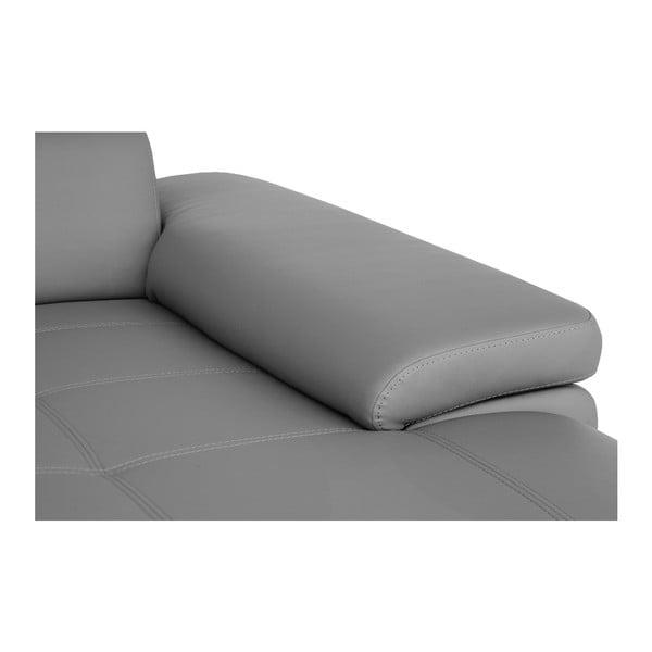 Jasnoszara sofa Parure
