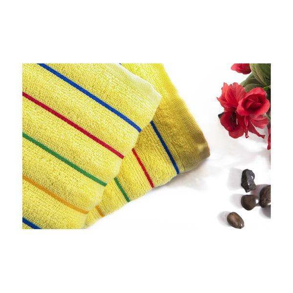 Zestaw 2 ręczników Rosy V4, 50x90 cm