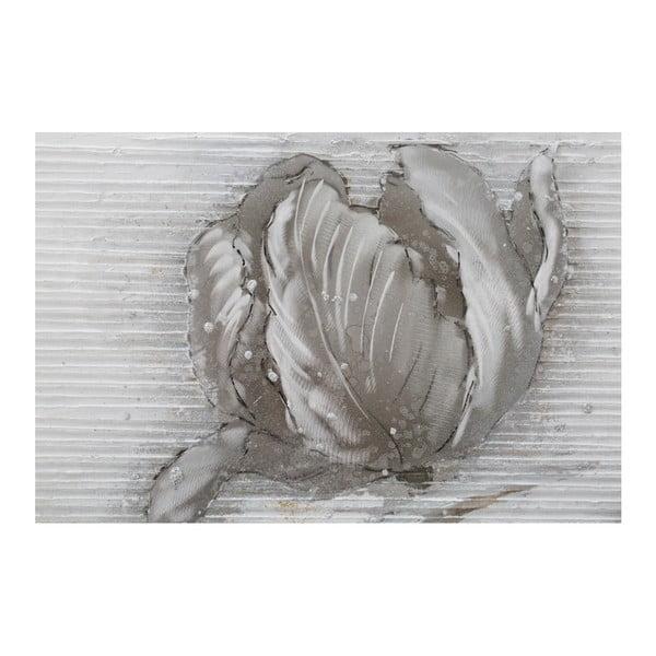 Ręcznie malowany obraz Mauro Ferretti Dipinto Su Tela High Flower, 80x100 cm