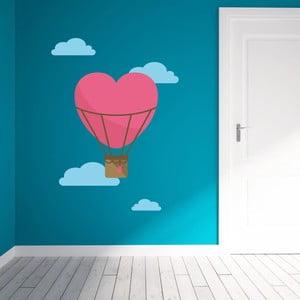 Naklejka ścienna Love Baloon