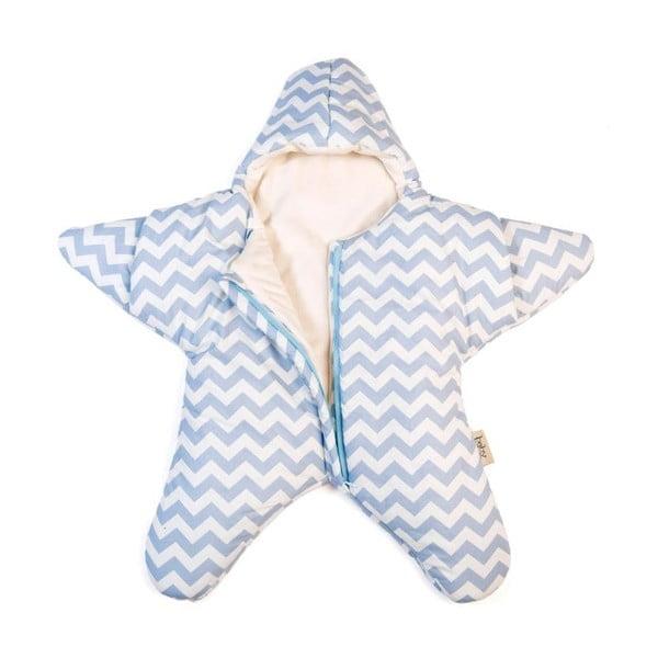 Śpiworek dla malucha Star Light Blue