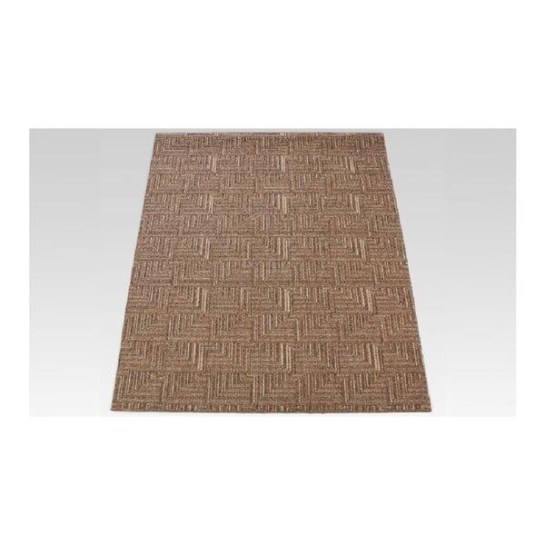 Dywan Pinnacle Brown, 167x233 cm