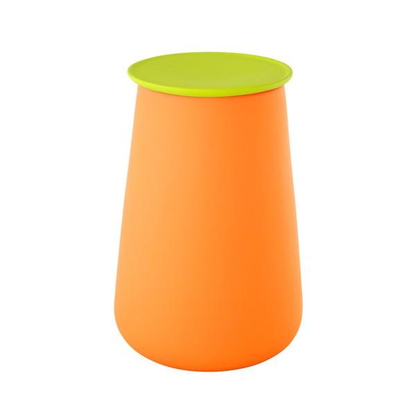 Pojemnik Ramponi Orange/Green, 0.5 kg