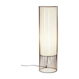 Czarna lampa stojąca Kare Design Capello, wys.70cm