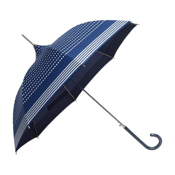 Parasol Mum Blue