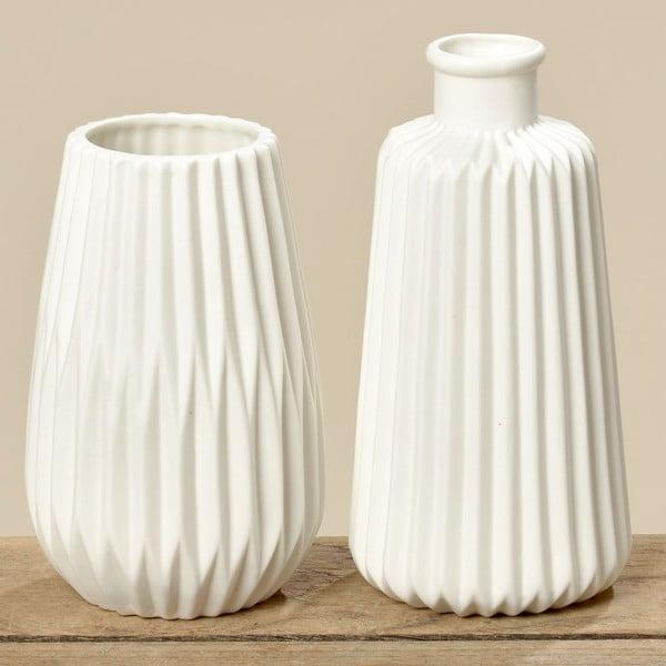 Zestaw 2 wazonów porcelanowych Boltze Esko