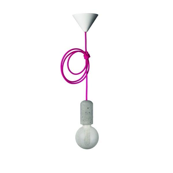 Różowa lampa Jakuba Velínskiego, 1,2 m