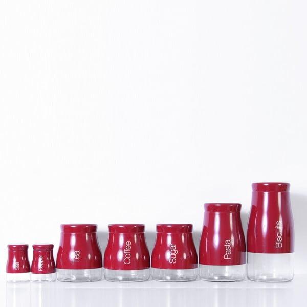 Solniczka i pieprzniczka Sabichi Red