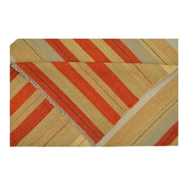 Ręcznie tkany dywan Kilim 74, 140x200 cm