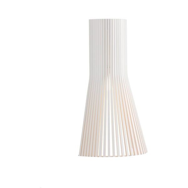 Kinkiet Secto 4231 White, 45 cm
