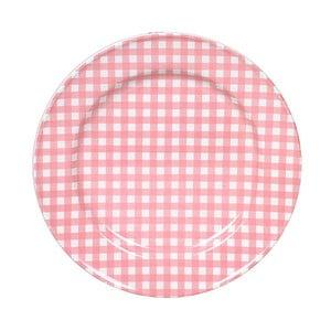 Talerz ceramiczny Marikere Pink, 17 cm
