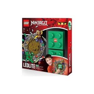 Dziecięca lampka ścienna Ninjago Lloyd