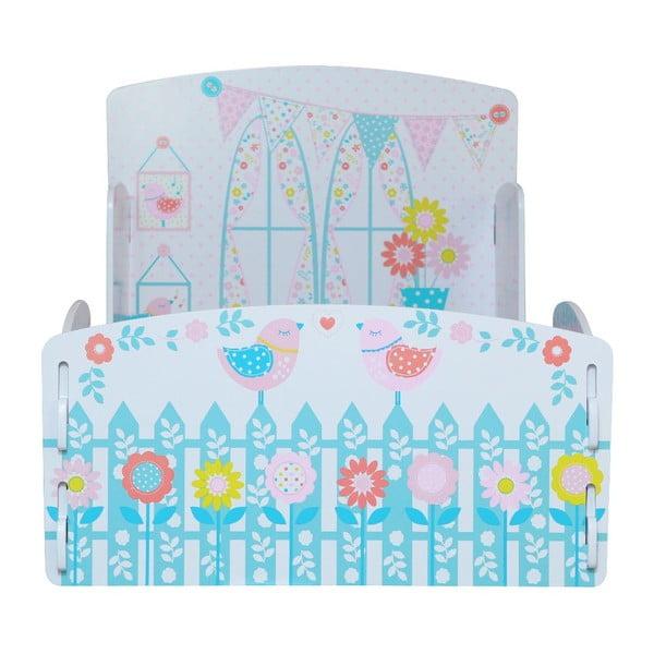 Dziecięce łóżko Country Cottage, 147x78x80 cm