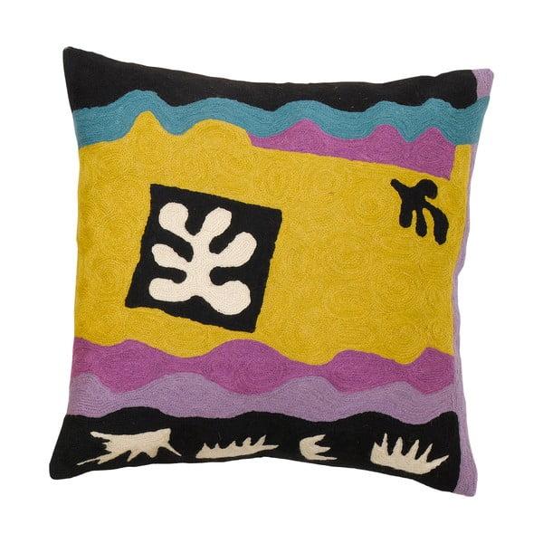 Poszewka na poduszkę Matisse Flower, 45x45 cm