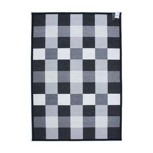 Dywan Square Black, 160x230 cm