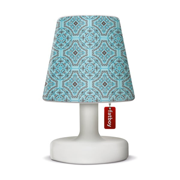 Lampa Fatboy, Edison the Petit, 25 cm + klosz Porto Blue gratis