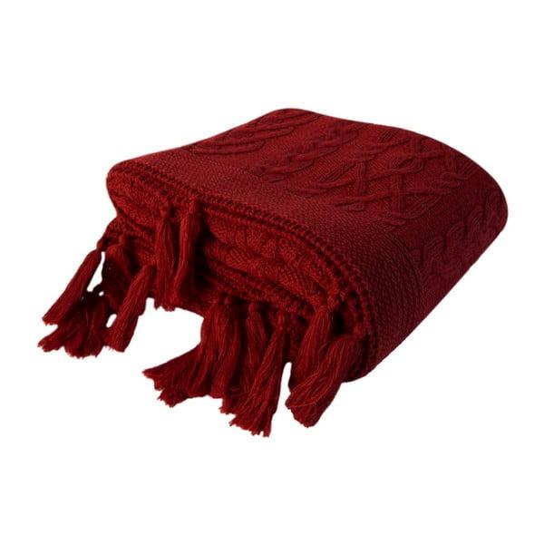 Czerwony koc Tutu