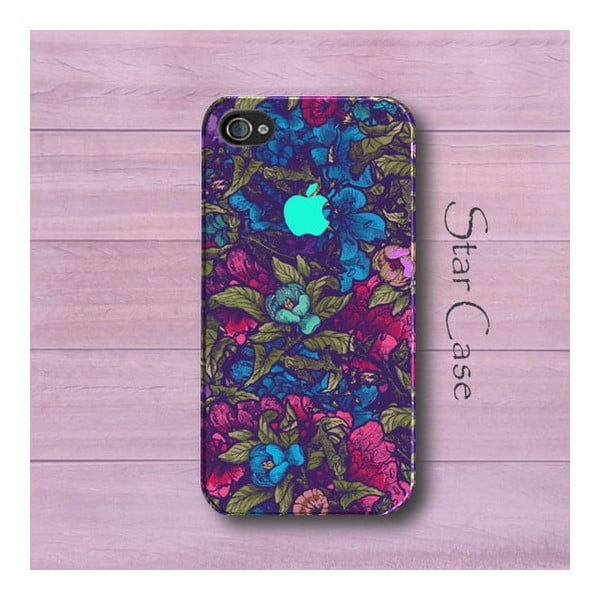 Etui na iPhone 6 Garden Flowers