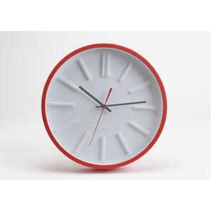 Zegar Red Modern, 35 cm