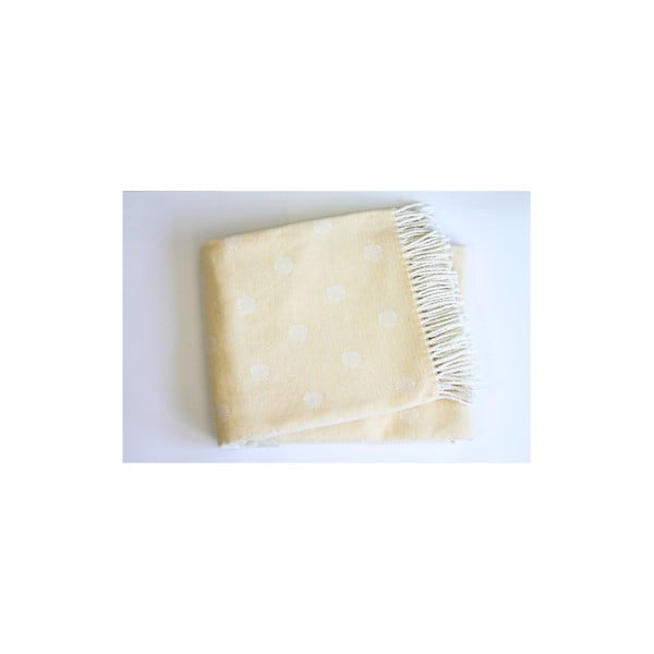 Koc Sevilla Plaid Vanilla, 140x180 cm