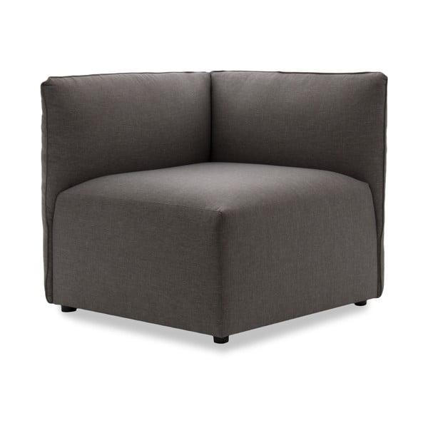 Moduł lewostronny do sofy VIVONITA Cube Grey