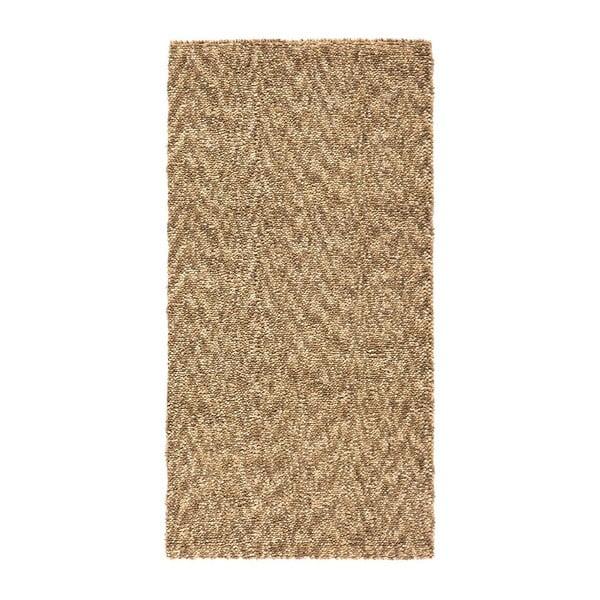 Dywan wełniany Tatoo 110 Beige, 67x200 cm