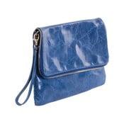 Niebieska torebka skórzana Andrea Cardone Fiore