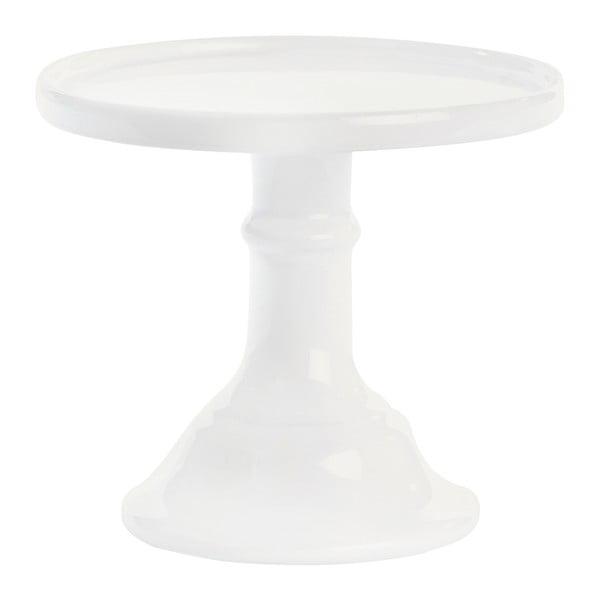 Biała patera ceramiczna Miss Étoile, ø 15,5 cm
