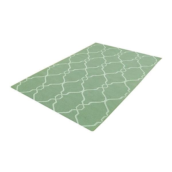 Ręcznie tkany dywan  Kilim JP 11058 Green, 90x150 cm