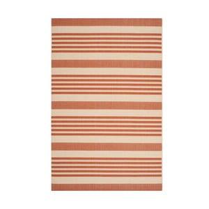 Dywan także do użytku zewnętrznego Gemma Orange, 160x231 cm
