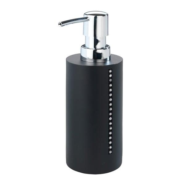 Dozownik do mydła Wenko Diamond Black