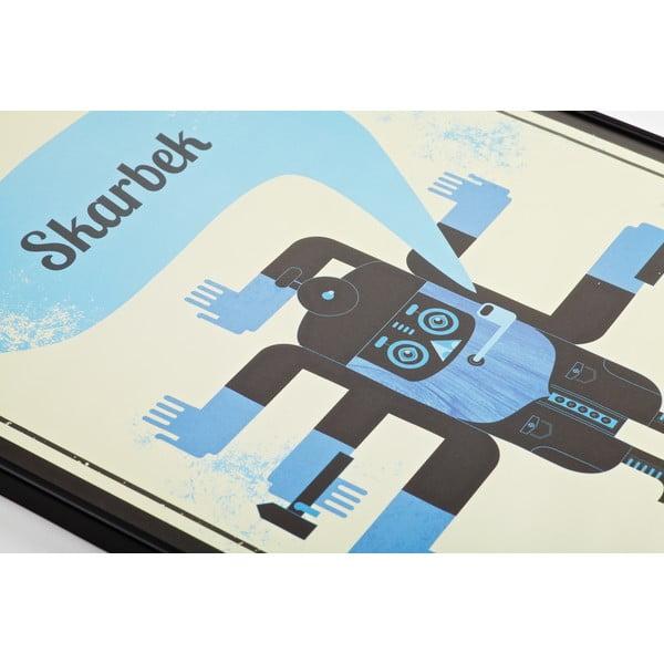 Plakat   Brambla Skarbek